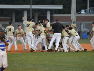 Jackets Knock Off Defending Champs As Wayne County Defeats Locust Grove, Headed to GHSA Baseball 5A