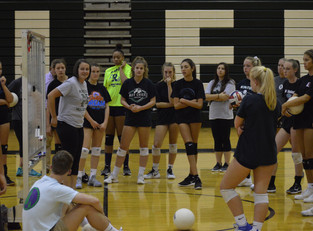 PSN Spotlight: McIntosh Lady Chiefs Volleyball