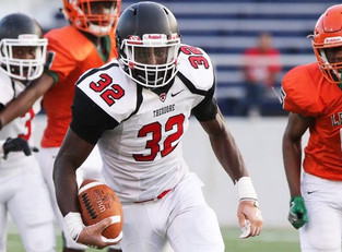 """Top 100 Recruit, Demouy Kennedy Staying In State, Rolling With The """"Tide"""""""