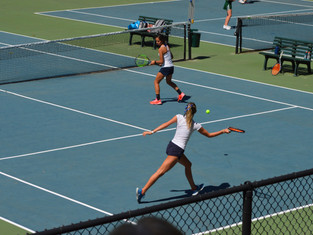 Marist Opens GHSA 4A Girls Tennis Playoffs With 4-0 Win Over Pickens