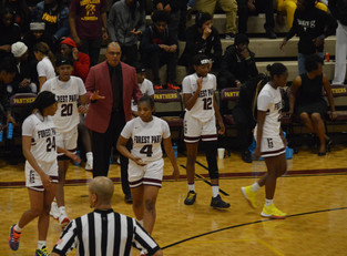 Panthers Fight Off Wildcats As Forest Park Defeats Lovejoy 46-43 To Even Regular Season Series