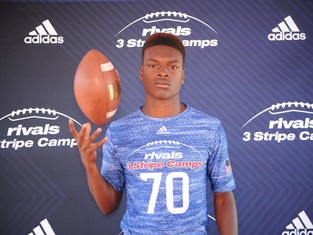 ((Updated)) 4-Star Wide Receiver T.J. Sheffield Commits To Notre Dame, Irish Pull Offer