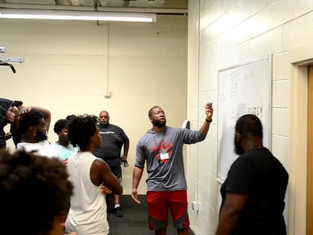PSN Spotlight - Therrell Panthers Tap Former Player, Alum Broderick Jamison As New Head Coach