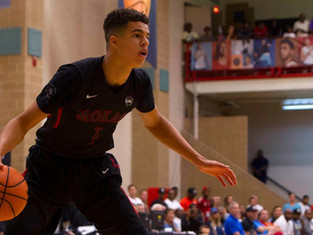 #4 Recruit of the Class of 2017, Michael Porter Jr. Joins Father At Washington