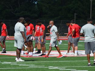 High School Football Practices Get Underway In Georgia