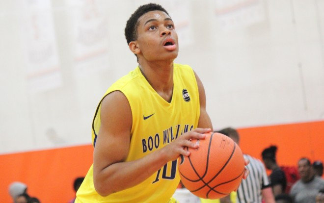 Keldon Johnson - Photo Credit: Matthew Hatfield