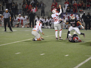 PSN Game of the Week: Woodland and Grady Battle, Wolfpack's 38-Yard Field Gives Woodland the Win