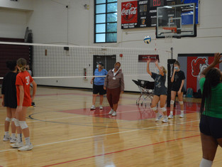PSN Spotlight - Midtown Knights Volleyball New Mindset Has Team Off To Good Start