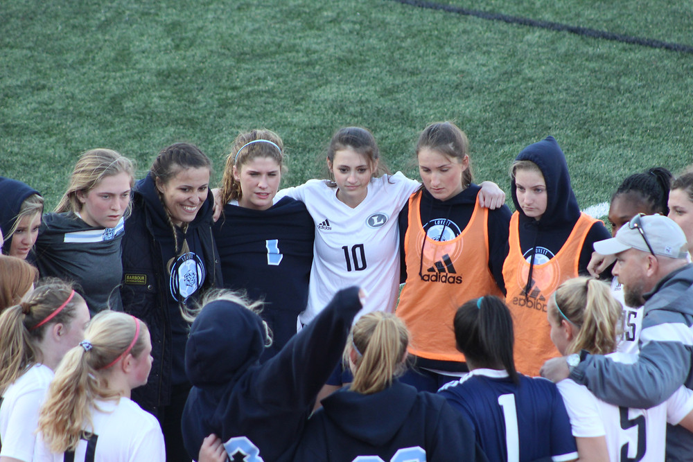 Lovett Lions Girls Soccer - Photo Credit: Aliya Maloof