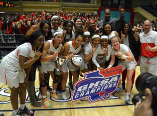 GACS Lady Spartans Claim GHSA 3A State Title With 54-44 Win Over Beach