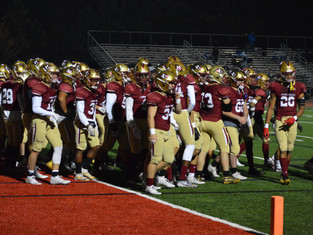 Johns Creek Defeats Dunwoody 49-14, Undefeated In Region Play Two Years Straight