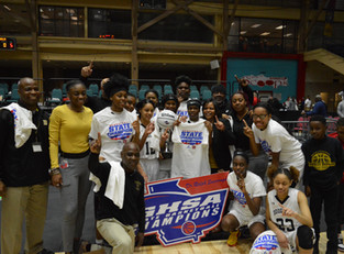 Historic State Title Win For Astros As Douglass Defeats Early County 57-51 For Team's First Cham