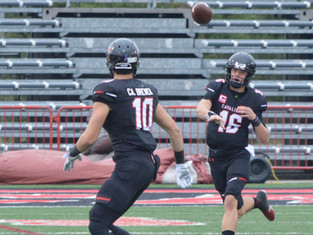 PSN Game of the Week: Lake Travis On To Quarter Finals, Rolls Past Los Fresnos 54-7 Behind QB's