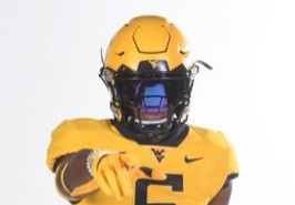 """East Paulding's Justin Williams Chooses West Virginia, """"I Want To Be A Mountaineer"""""""