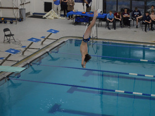 Lovett Lions Swimming And Diving Celebrate Senior Night With Wins