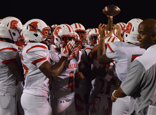 Trojans Improve To 2-0 As Banneker Gets 44-14 Win Over Fayette County