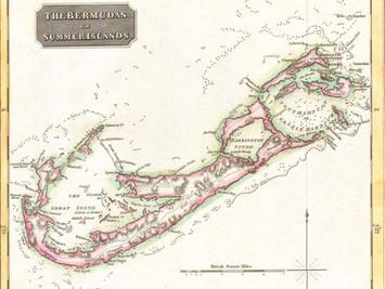 Site of crow survey: Bermuda