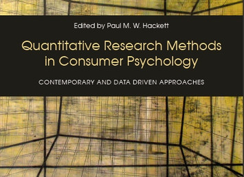 New Book on Quantitative Methods