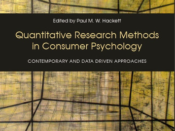 New Book on Quantitative Methods