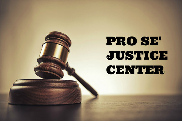 Pro Se' Justice Center Teams Up With Citizens Intelligence Agency To Bring Down The Zionist &amp