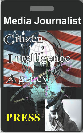 Citizen Intelligence Agency Unveils Media Press Credentials