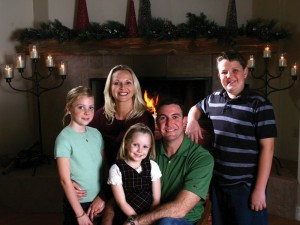 Duncan Hunter Family