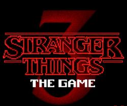 Stranger Things Season 3 The Game