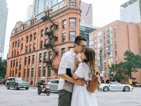 Toronto Front St W Engagement