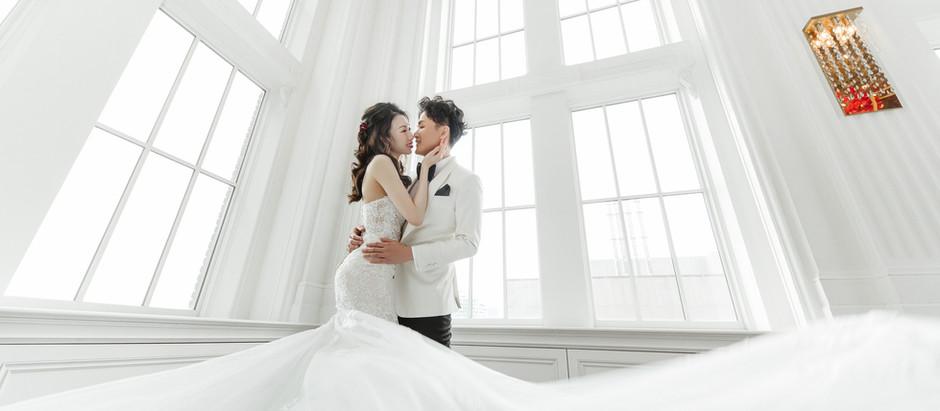 King Edward Hotel Crystal Ballroom Micro Wedding Ceremony