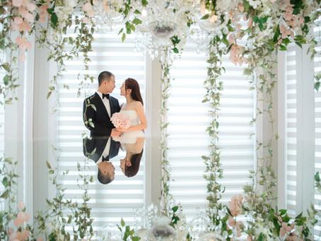 Grace & Ricky Home Wedding Ceremony