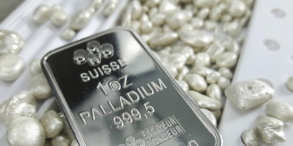The Future of Platinum Group Metals