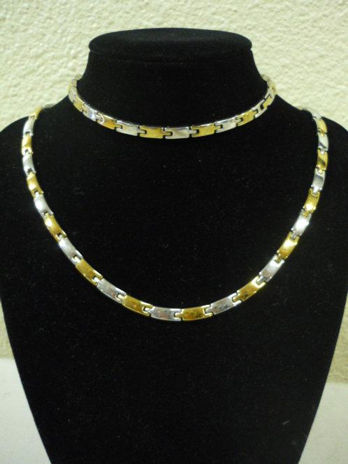 Necklace and Ankle Bracelet set