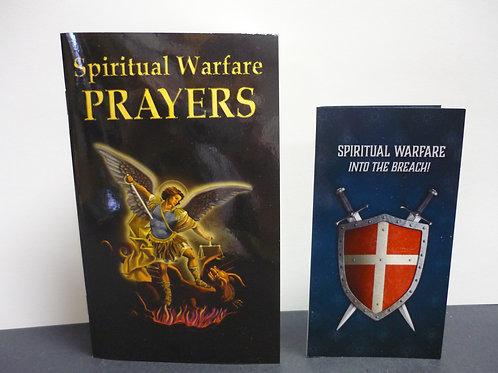Spiritual Warfare Prayer Book