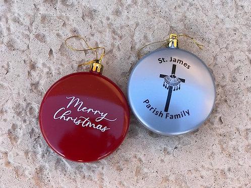 St. James Christmas Ornament