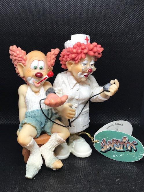 Slapstick Clown Nurse