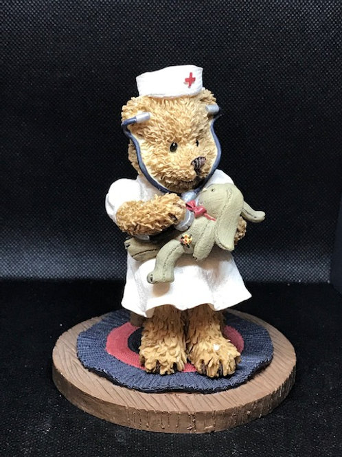 A Caring Heart Bear