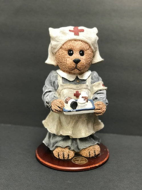 100th Anniversary of the Teddy Bear Nurse