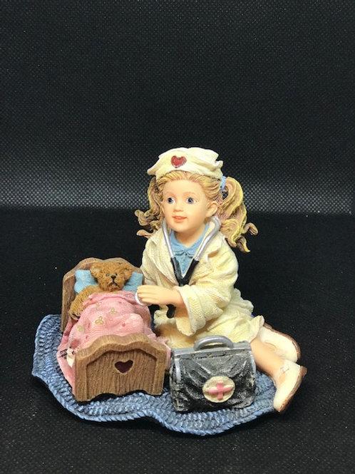 Yesterday's Child - Nurse for Teddy Bear