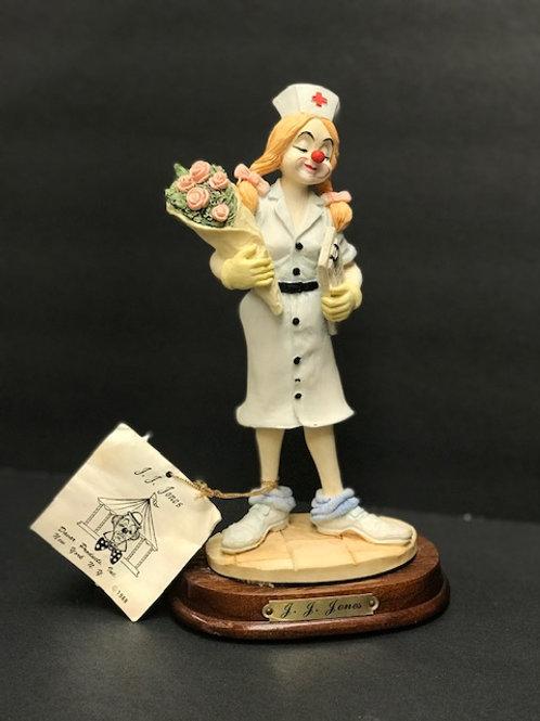 JJ Jones Clown Nurse