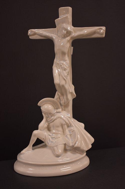 Porcelain Crucifix