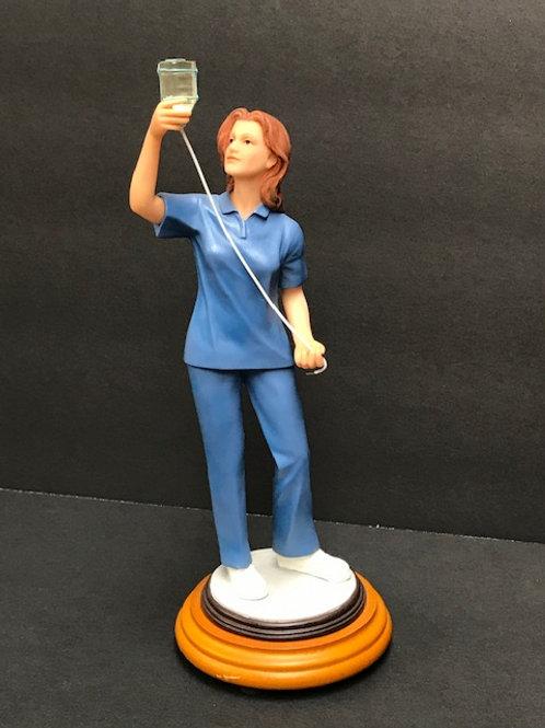 Practical Nurse Statue