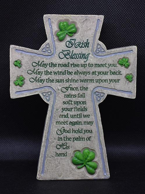 Irish Desk Cross