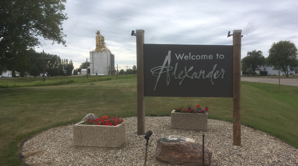 Alexander Sign