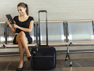 6 dicas para manter uma rotina saudável viajando à trabalho!