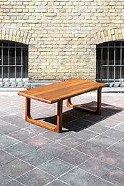 Niels bach coffee table danish design couchtisch vintage for Tisch design danemark