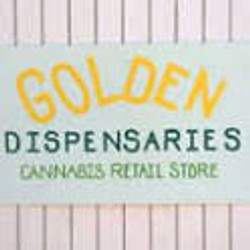 Golden <br>Dispensaries