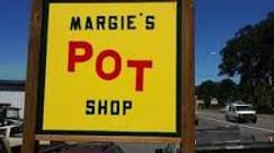 Margie's <br>Pot Shop