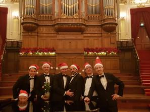 Kerstgroet van het Concertgebouw, feat. Frommermann!