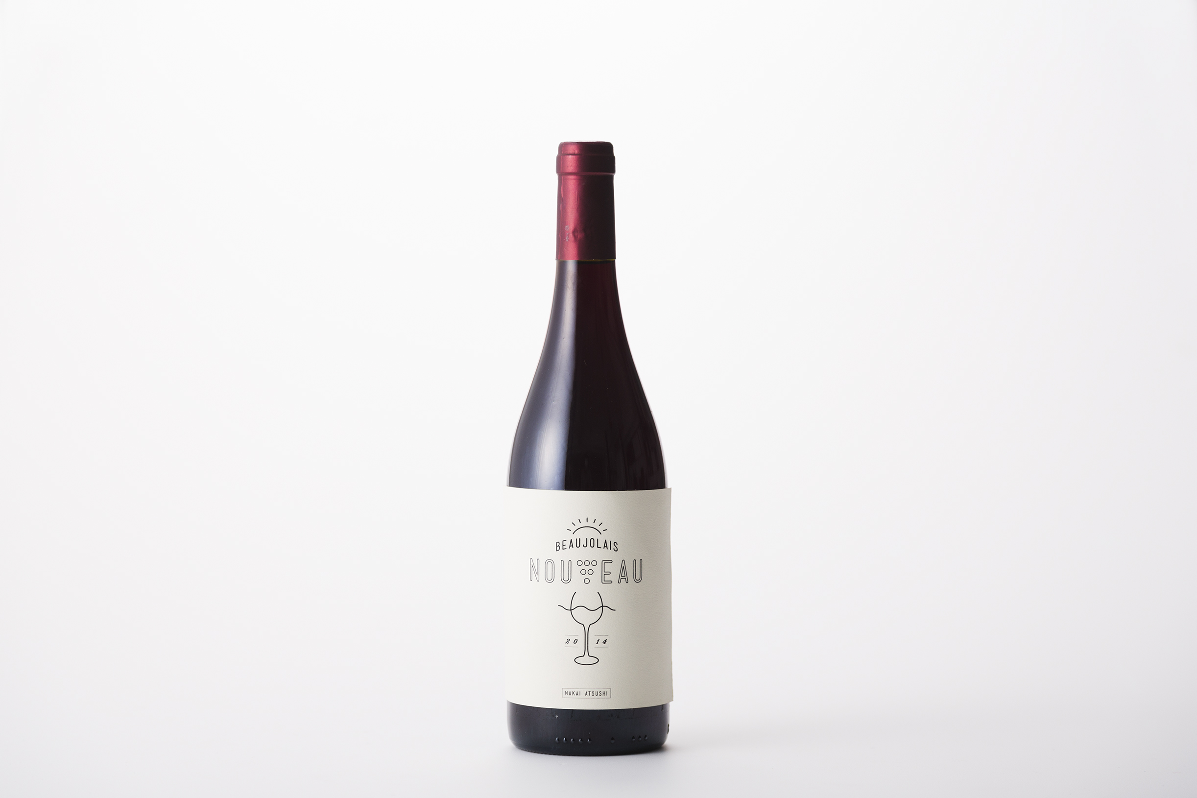 Wine Bottle | Beaujolais Nouveau