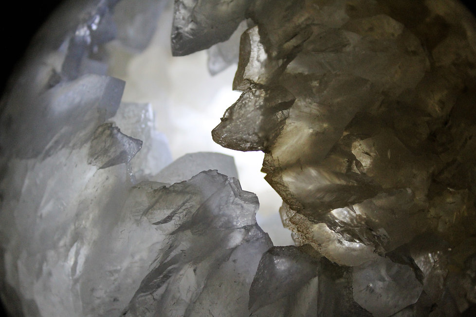 Anandita minérale cristal de vie
